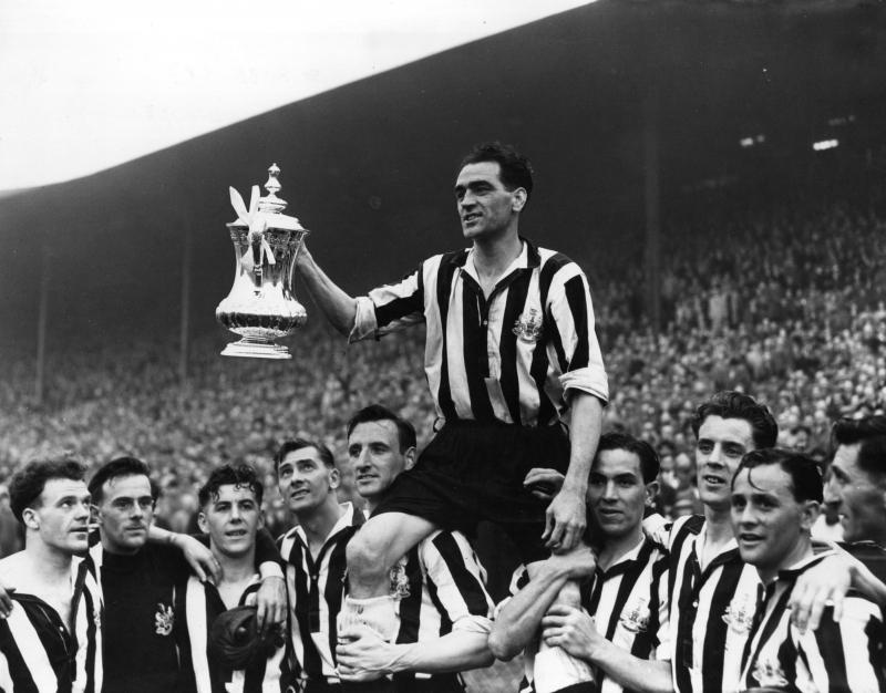 Newcastle vô địch năm 1955