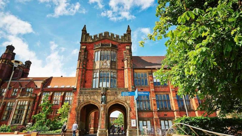 Newcastle University được thành lập năm 1834 tại Newcastle