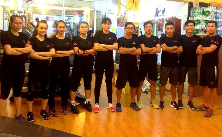 Đội ngũ huấn luyện viên tại Newlife
