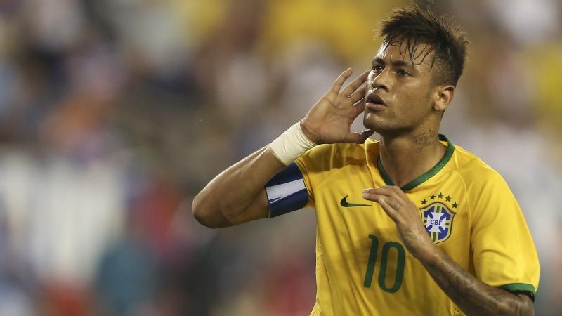 Neymar (Barcelona/ Brasil)