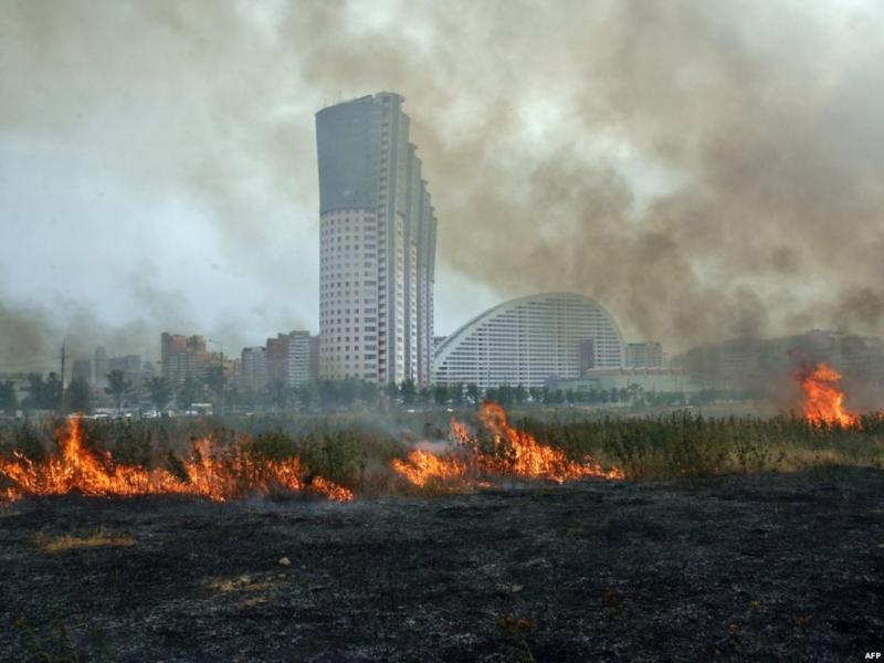 Số người thiệt mạng/năm vì biến đổi khí hậu ở Nga là 100.000 người