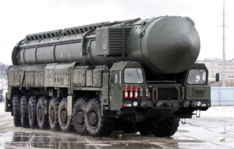 Vị trí đầu bảng thuộc về Nga với khoảng khoảng 7.300 vũ khí hạt nhân