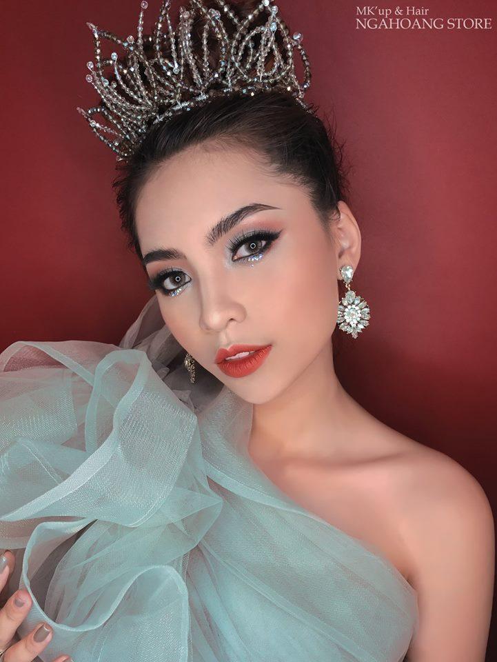 Nga Hoàng make up