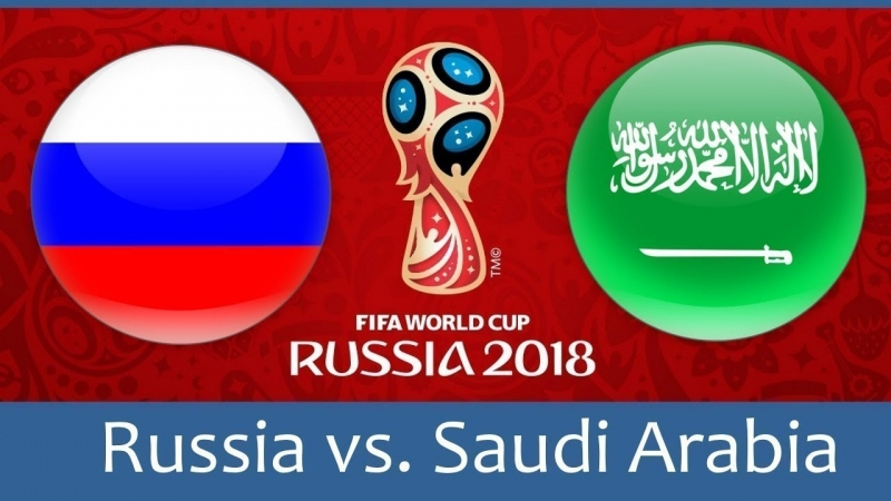 Nga vs Arab Saudi