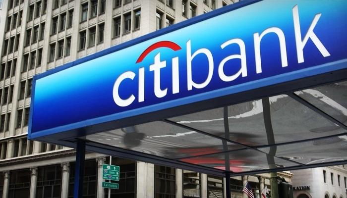 Ngân hàng quốc tế CitiBank có mặt tại 1.000 thành phố của 160 quốc gia trên thế giới
