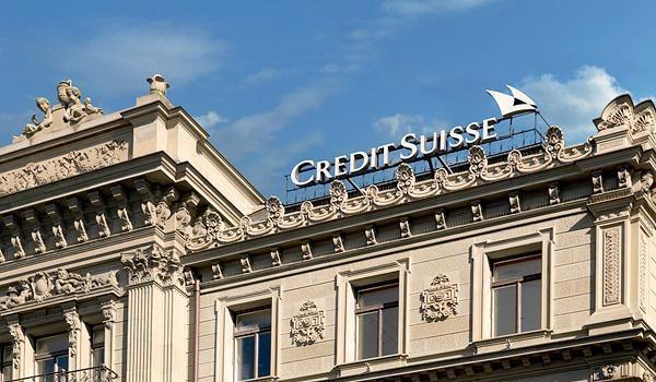 Credit Suisse được vinh danh là