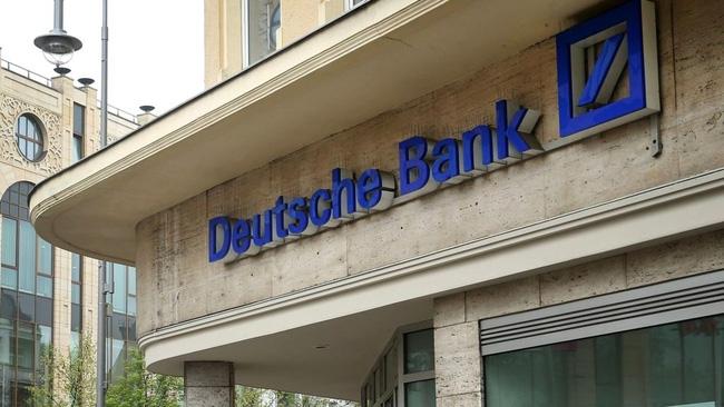 Deutsche Bank hiện là tập đoàn ngân hàng tư nhân lớn mạnh nhất nước Đức