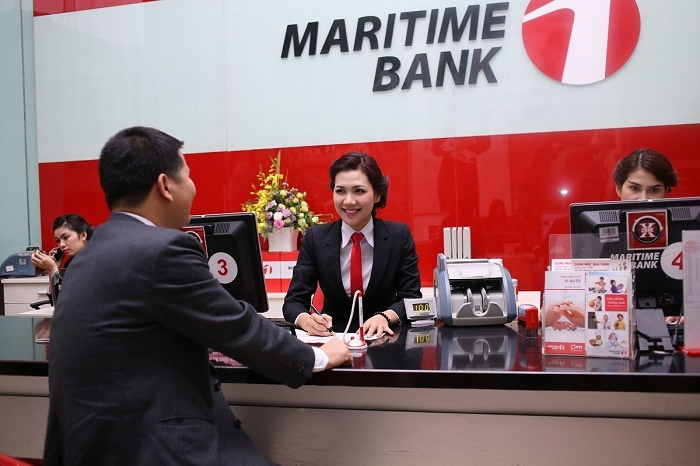 Giao dịch tại Ngân hàng Hàng hải Việt Nam (Maritime bank)