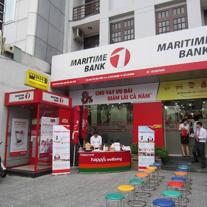 Ngân hàng Hàng hải Việt Nam (Maritime bank)