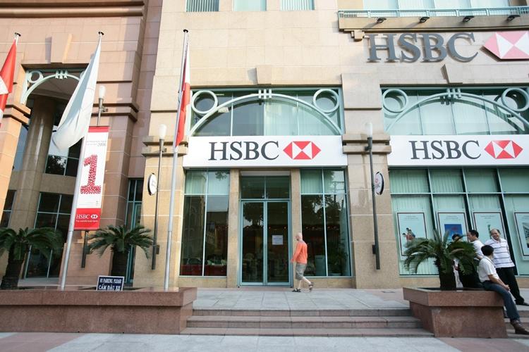 HSBC hoạt động với thông điệp