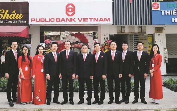 Ngân hàng Public Bank Berhad Việt Nam