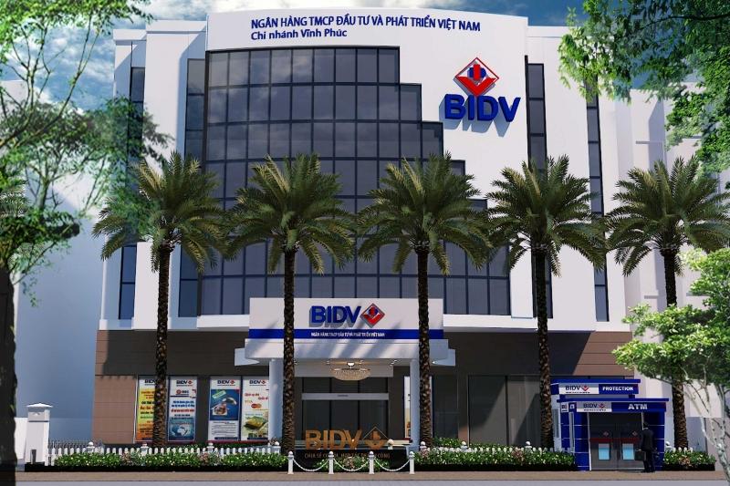 Ngân hàng thương mại cổ phần Đầu tư và phát triển Việt Nam (BIDV)