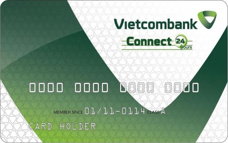Thẻ tín dụng của Vietcombank