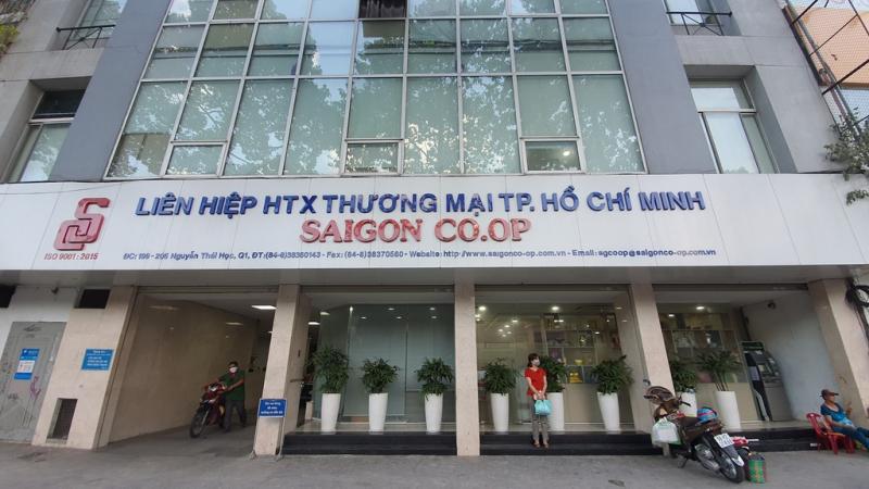 Hệ thống Co.opmart của Saigon-Co.op là một trong những thương hiệu tin cậy của người tiêu dùng TP.HCM