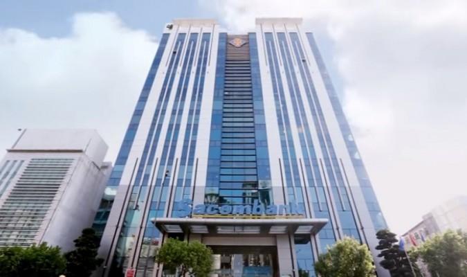 Trụ sở Sacombank TP. HCM