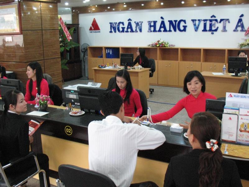 Việt Á bank