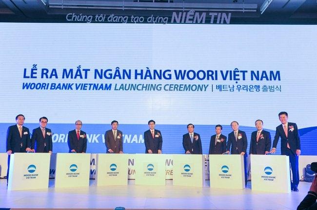 Vào năm 2016, ngân hàng hàng đầu Hàn Quốc - Woori Bank đã chính thức bước vào thị trường Việt Nam