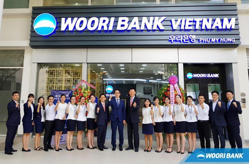Ngân hàng Woori Bank Việt Nam
