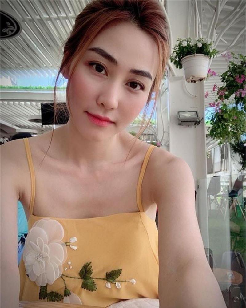Diễn viên Ngân Khánh