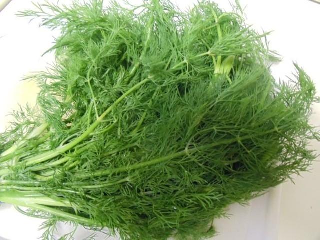 Thành phần Polyacetylenes trong lá thì là có tác dụng chống vi khuẩn và chống viêm hiệu quả