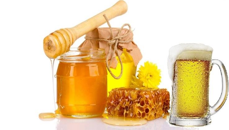 Ngăn ngừa rụng tóc bằng bia và mật ong