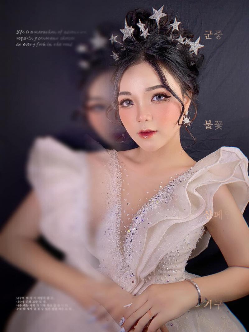 Ngân Nguyễn make up