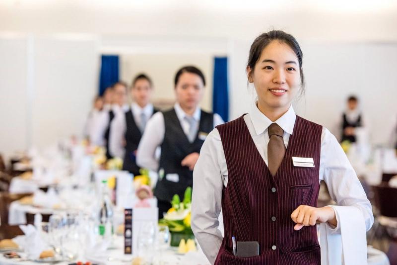 Ngành du lịch, nhà hàng, khách sạn