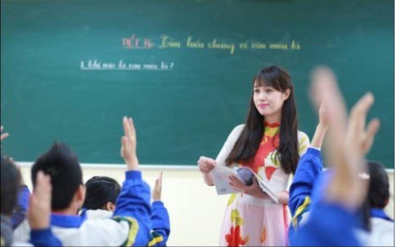 Nhu cầu giáo viên các ngành sư phạm mầm non, sư phạm tiểu học (chủ yếu là giáo viên tiếng Anh) và nhân viên bảo mẫu... sẽ tăng mạnh trong vài ba nă