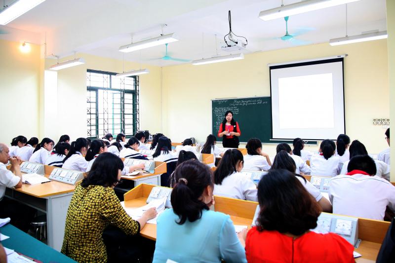 Ngành giáo dục & đào tạo