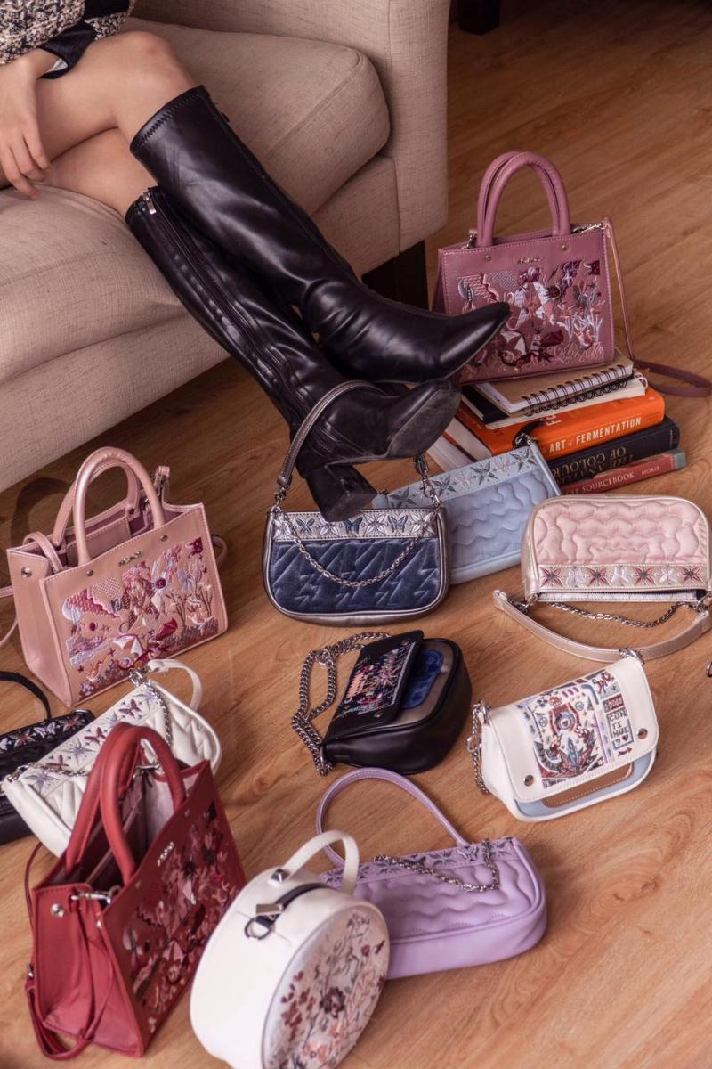 Các mẫu túi của NGAOS