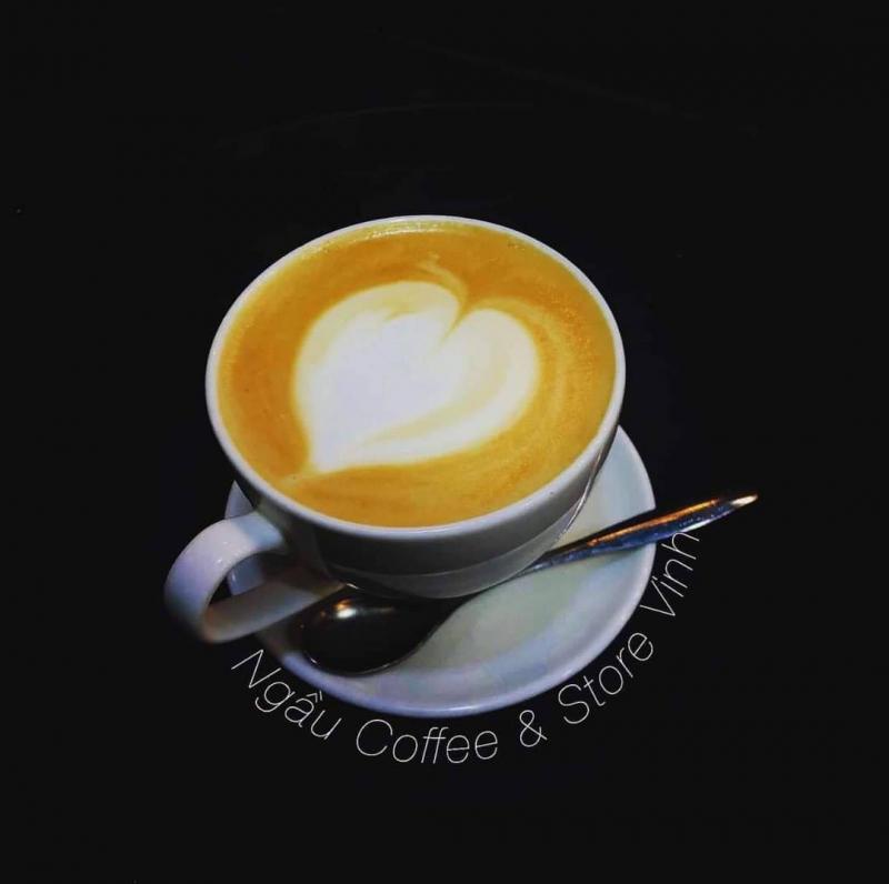 Ngầu Coffee