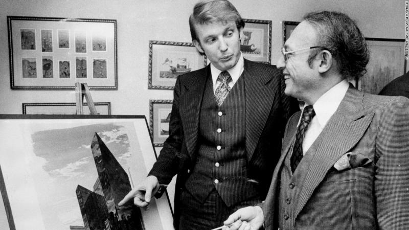Ngày 14/6/1946, Donald Trump sinh ra tại Queens, New York