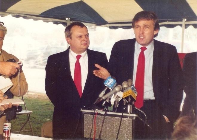Ngày 22/10/1987: Trump phát biểu gây sốc tại Câu lạc bộ Rotary