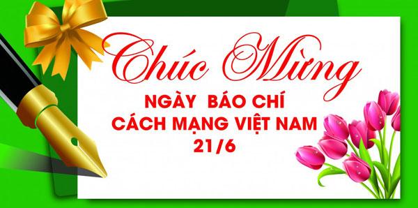 Ngày Báo chí Cách mạng Việt Nam: ngày 21 tháng 6
