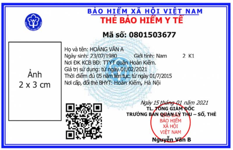 Ngày Bảo hiểm y tế Việt Nam: 01/07