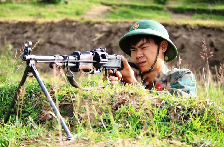 Rèn luyện trong môi trường quân đội sẽ giúp mỗi chiến sĩ ngày càng trưởng thành hơn