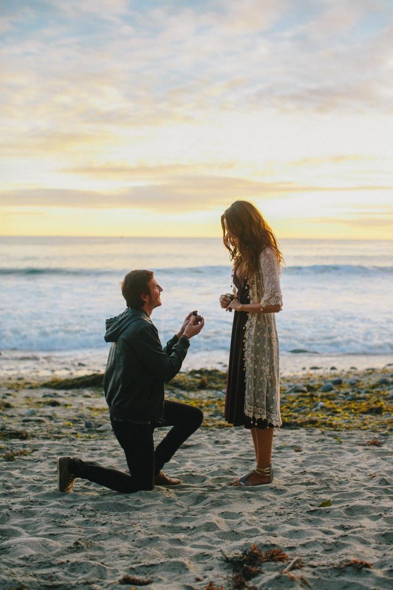 Cầu hôn vào ngày đặc biệt của cả hai sẽ rất có ý nghĩa