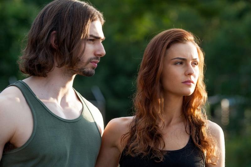 Hai diễn viên chính trong phim