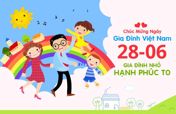 Ngày Gia đình Việt Nam: 28 tháng 6