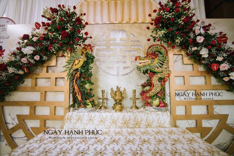 Ngày Hạnh Phúc Wedding Planner