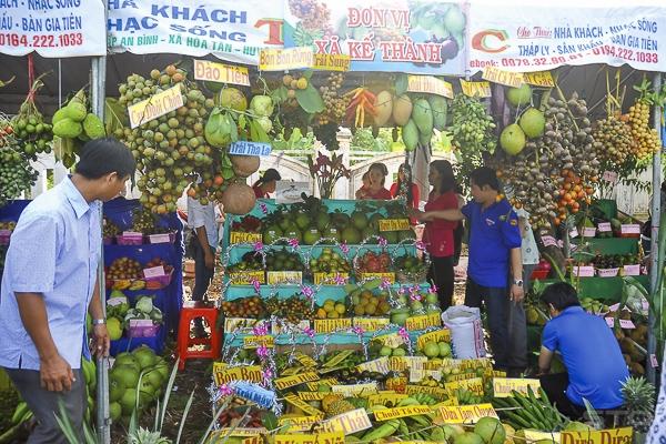 Hàng trăm loại trái cây ngon nổi tiếng