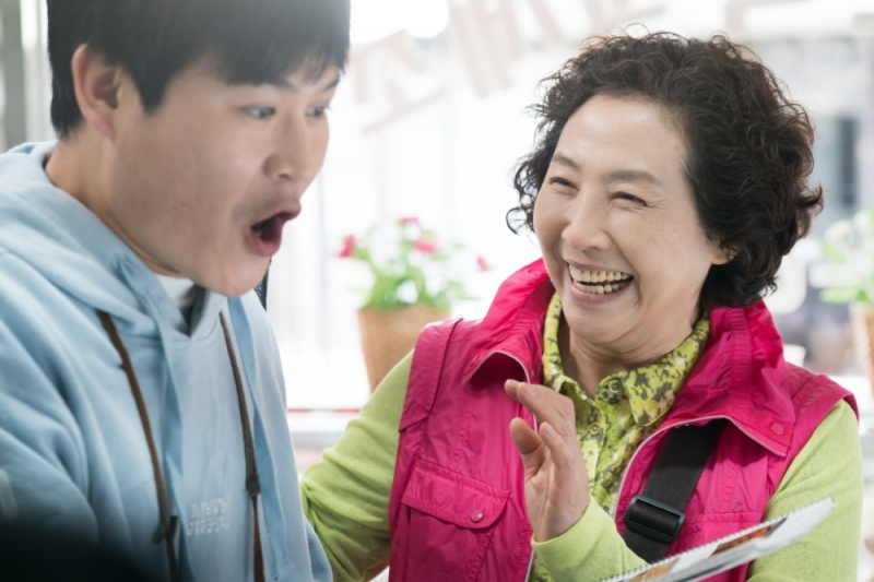 Bộ phim là tình cảm của người mẹ với người con chậm lớn của mình