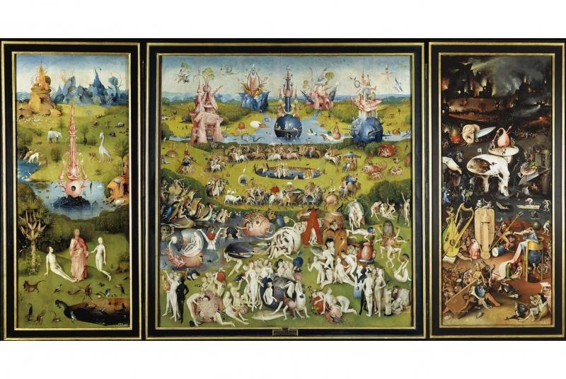 Ngày phán xét cuối cùng, Hieronymus Bosch