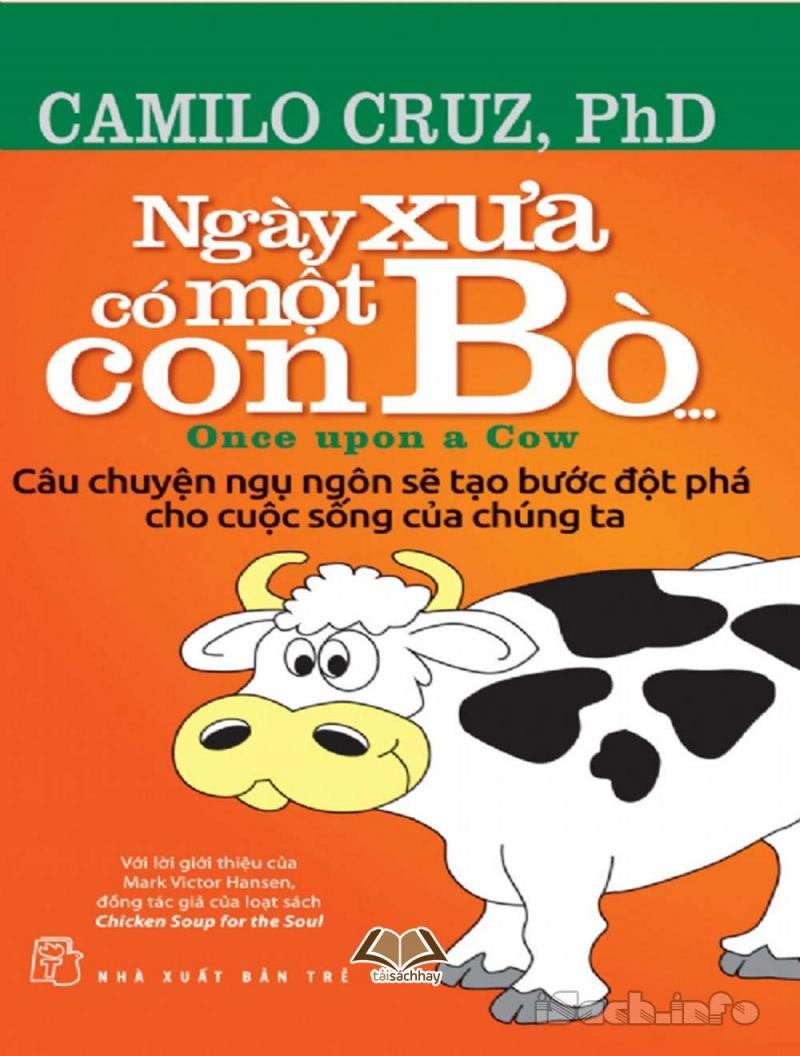 Cuốn sách ngày xưa có một con bò