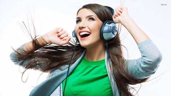 Nghe bản nhạc yêu thích