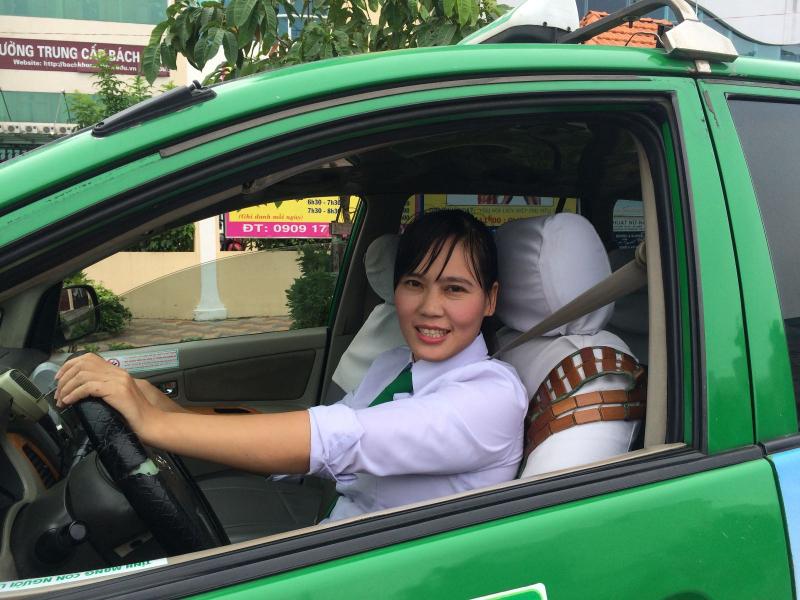 Nghề lái xe Taxi