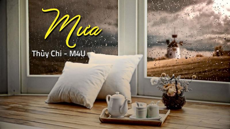 Bài hát Mưa-Thùy Chi-M4U
