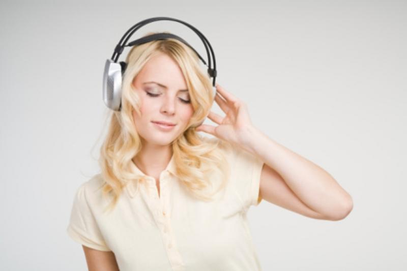 Nghe nhạc để quên đi muội phiền