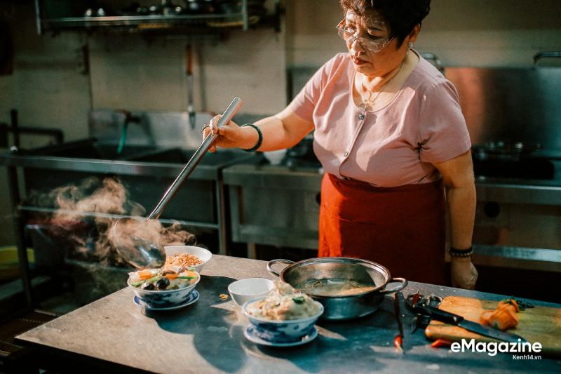 nghệ nhân ẩm thực Phạm Ánh Tuyết