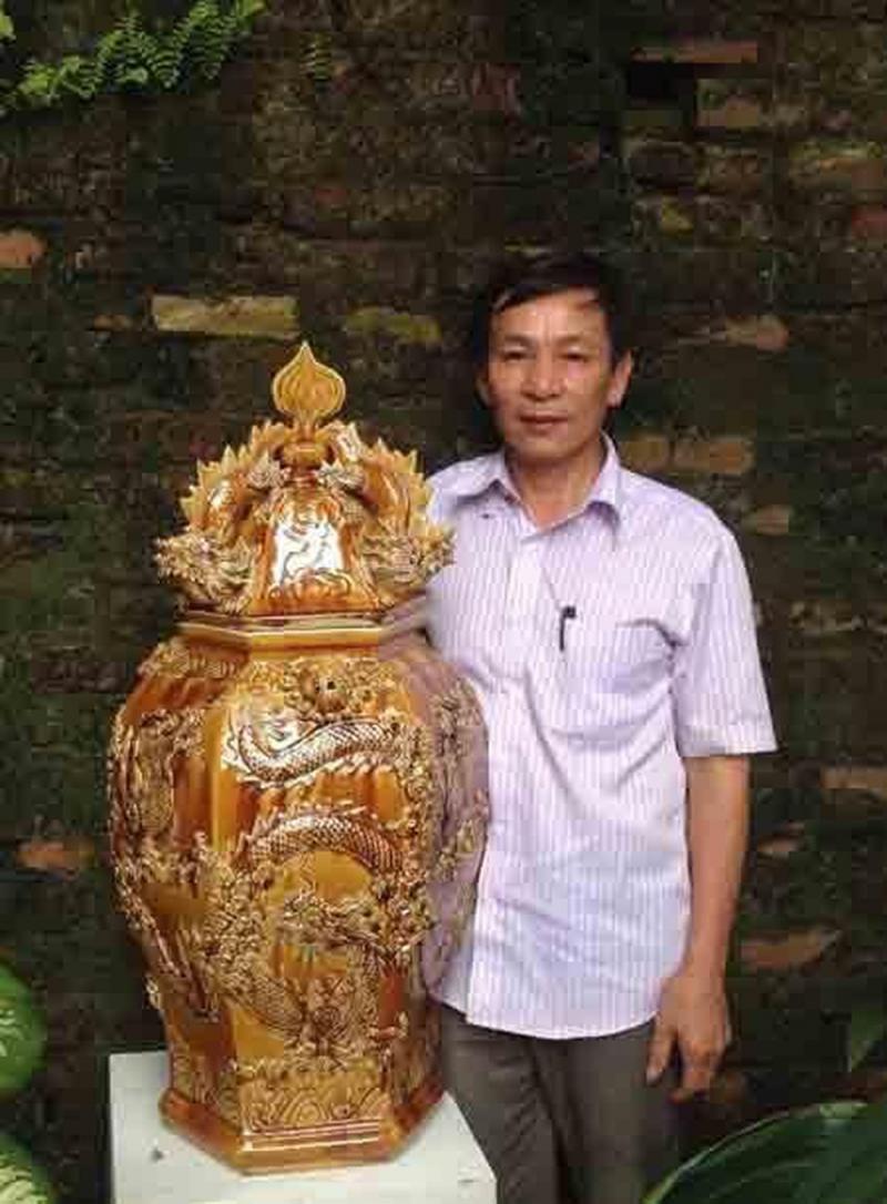 Nghệ nhân nhân dân Trần Văn Độ